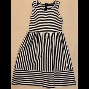 Limited (Outback Red) Navy & White Stripe Dress⚓️